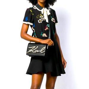 Influencer Fave Designer Purse ~ Karl Lagerfeld